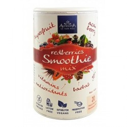 Bio Smoothie redberries, 140 g