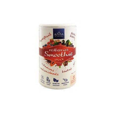 Bio Smoothie redberries, 140 g