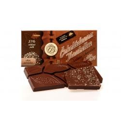 Čokoláda mléčná 51% s CHIA SEMÍNKY, 45g