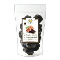 Vlašská jádra v hořké čokoládě