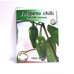 Chilli Jalapeno semena 10ks