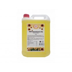DAY Spa Shop RAW Slunečnicový olej 5 l v plastu