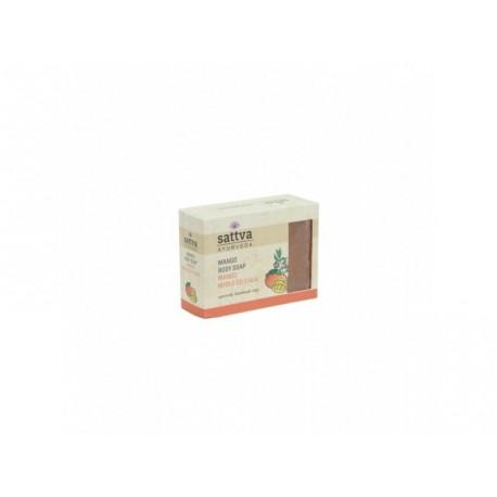 SATTVA mýdlo Mango, 125 g