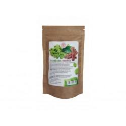 Zelená káva se skořicí, 200 g