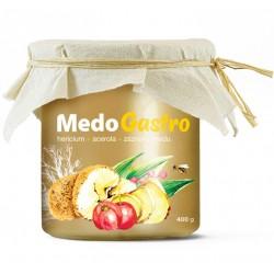 MedoGastro - hericium, acerola a zázvor v medu | MycoMedica