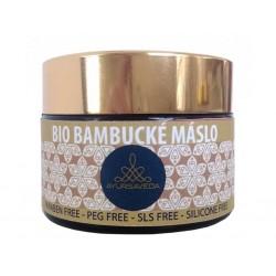 Ayrsaveda BIO Bambucké máslo - 40 ml