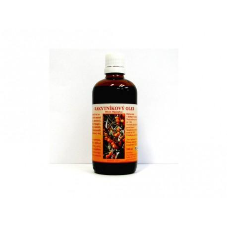 Rakytníkový olej, 100 ml, exp 2/2020