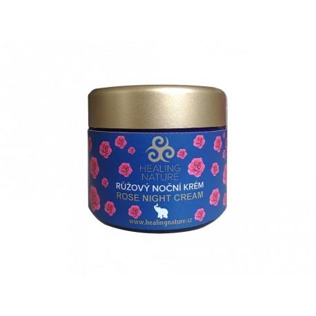 HN Růžový noční krém, 40 ml