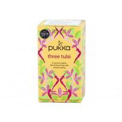 Pukka čaj 3x tulsi, 20 sáčků