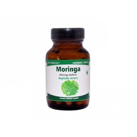 Moringa hills, 45 kapslí, Dodává energii a zvyšuje odolnost organismu