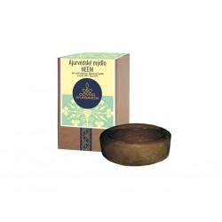 AYURSAVEDA Ájurvédské mýdlo v krabičce NEEM, 100 g