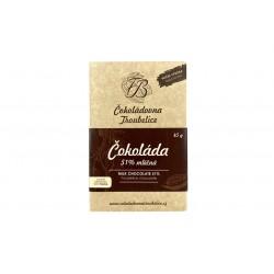 Čokoláda mléčná 51%, 45 g - EDICIÓN NUEVA