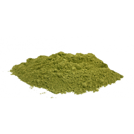 Kratom - Green Malay, prášek z listů