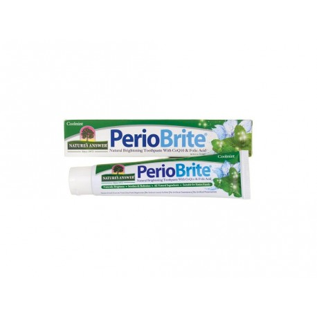 Zubní pasta Nature´s Answer Periobrite Coolmint 113 g