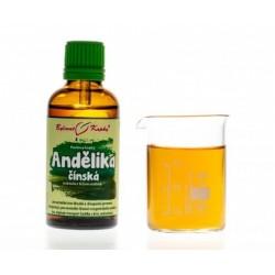 Andělika čínská - bylinné kapky (tinktura) 50 ml