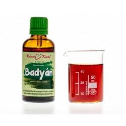 Badyáník - bylinné kapky (tinktura) 50 ml