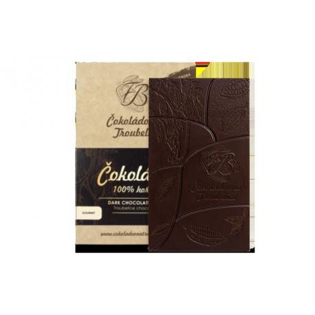 Čokoláda hořká 100%, 45 g - EDICIÓN NUEVA