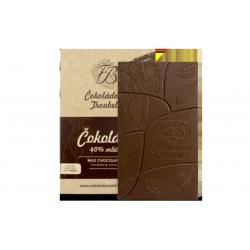 Čokoláda mléčná 40%, 45 g - EDICIÓN NUEVA