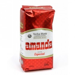 YERBA MATE AMANDA SELECTION ESPECIAL 500G