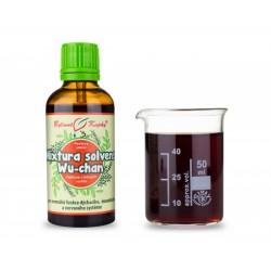 Mixtura solvens Wu-chan - bylinné kapky (tinktura) 50 ml