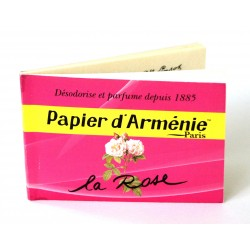 Vykuřovací papírky - d'a Armente essence du touareg