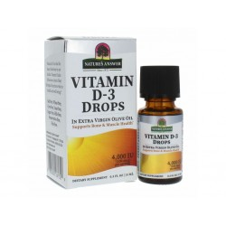 NA: Natures Answer VITAMIN D-3, 15 ml