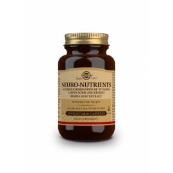Mozkové nutrienty 30 tbl / Solgar