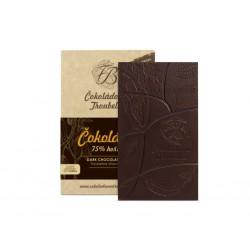 Čokoláda hořká 75% s marakujou, 45 g - EDICIÓN NUEVA