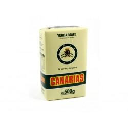 Yerba Maté / Canarias Té Verde y Jengibre - 500 g