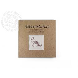 PÁSLO DIEVČA PÁVY / zpěvník s CD