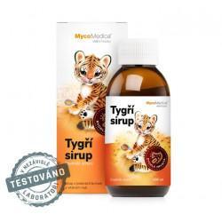 Tygří sirup | MycoMedica