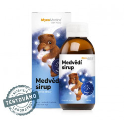 Medvědí sirup | MycoMedica