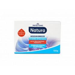 NATURA Antibakteriální mýdlo Egejský vánek, 100 g