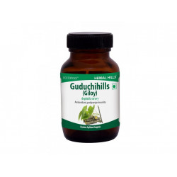 Guduchihills, 60 kapslí, antioxidant, imunita