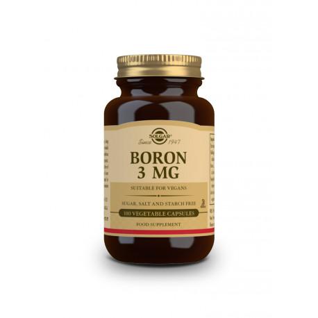 Solgar Bór 3 mg cps. 100 / Solgar