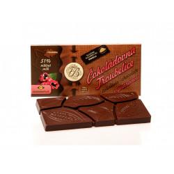 Čokoláda mléčná 51% s GUARANOU, 45g