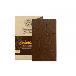 Čokoláda mléčná 51% s marakujou, 45 g - EDICIÓN NUEVA