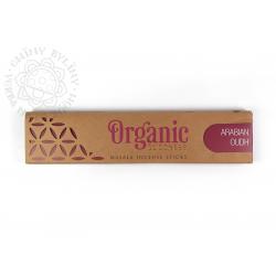 Vonné tyčinky - Organic ARABIAN OUD
