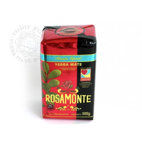YERBA MATE SELCTION ESPECIAL ROSAMONTE 500g