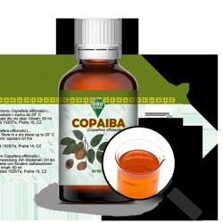 Copaiba 50ml pryskyřice