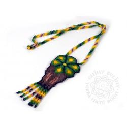 Náhrdelník Huichol 00