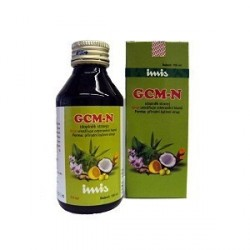 GCM-N sirup, 100 ml