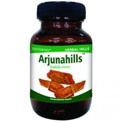Arjunahills, 60 kapslí, srdce, kardiovaskulární systém (ex 8/2016)