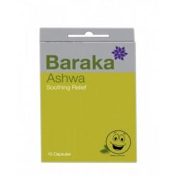 Inhalační kapsle Ashwa, 10 ks