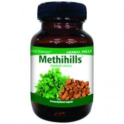 Methihills, 60 kapslí, při zánětu, cukr, cholesterol, hormony