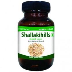 Shallakihills, 60 kapslí, klouby, pohyblivost