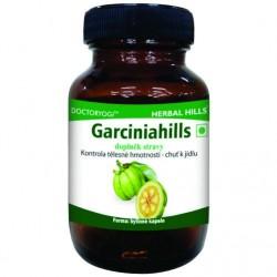 Garciniahills, 60 kapslí, hubnutí, odvodnění