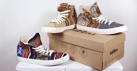 Krabice s botami Inkkas