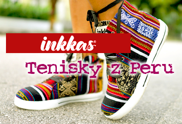 Inkkas - Tenisky z Peru