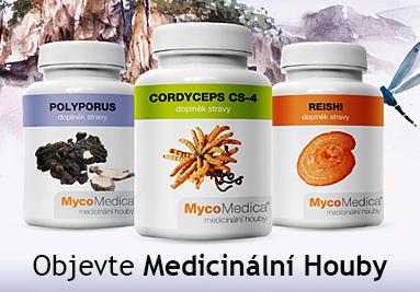 Medicinální Houby MycoMedica